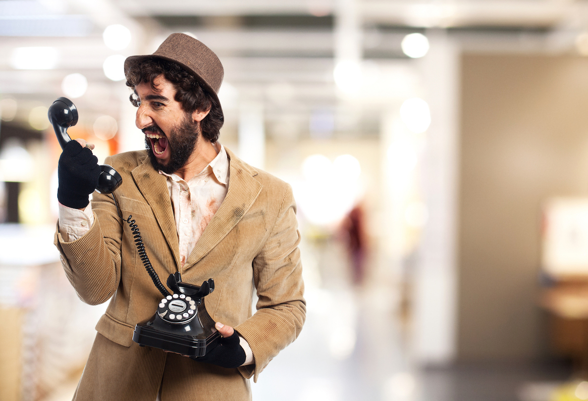 Are aggressive clients a variation on the workplace bully?