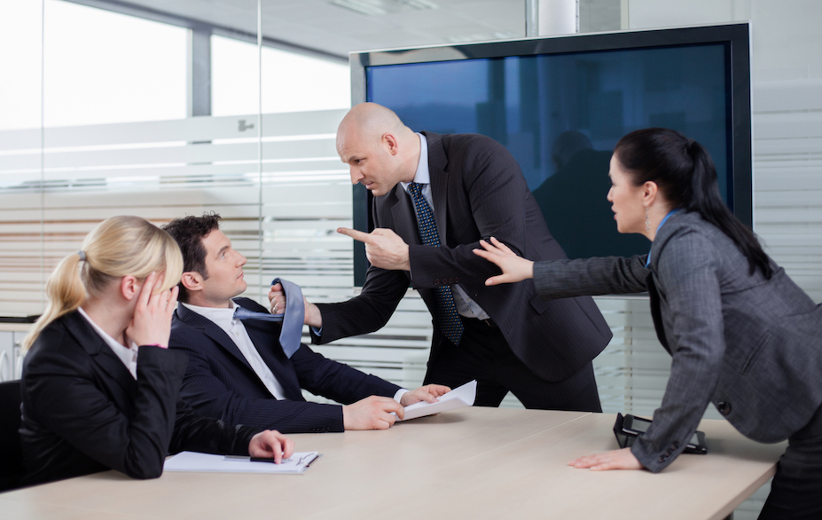 Does your management team support workplace bullying?