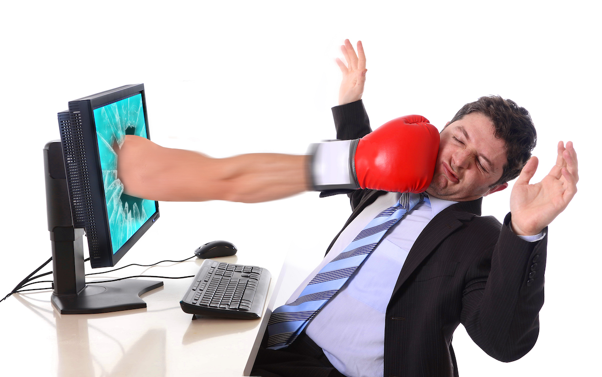 Is our fear of talking to each other increasing the incidence of workplace bullying?